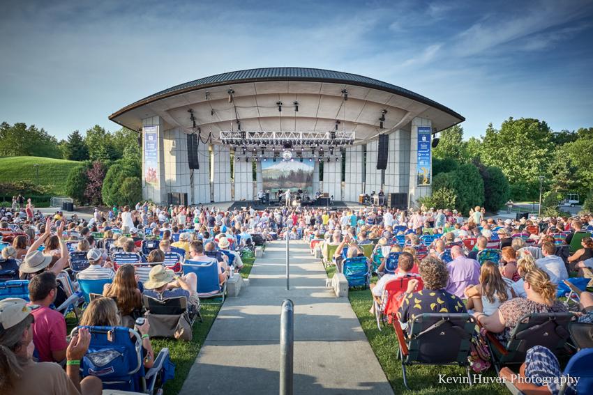 Meijer Gardens Summer Concerts